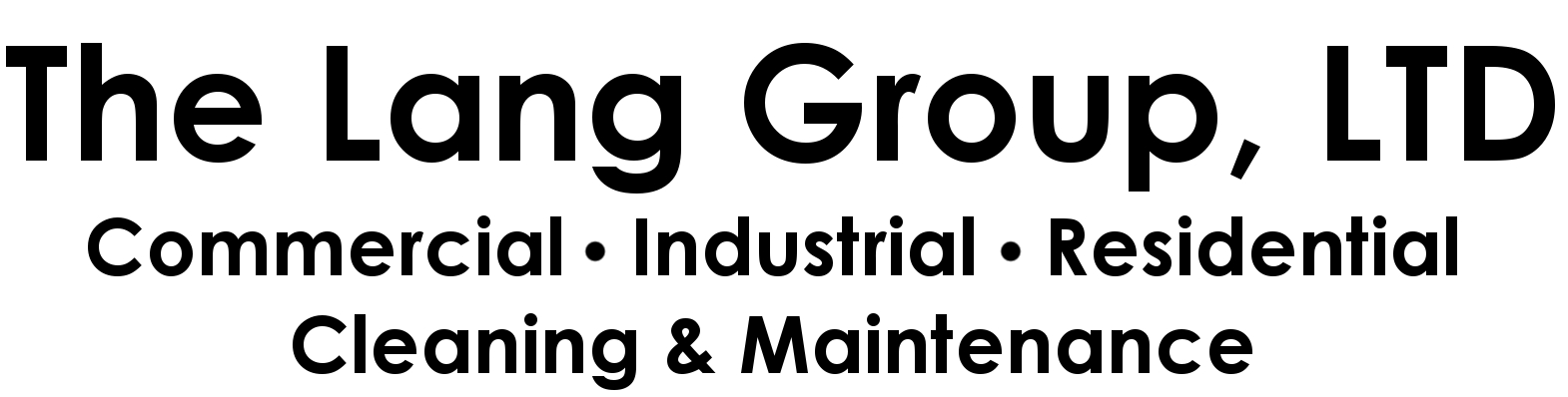 The Lang Group, LTD
